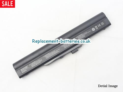 image 1 for  Genuine HASEE S20 4S4400 Series Battery S20-4S4400-B1B1 14.8V 4400MAH In United Kingdom And Ireland laptop battery