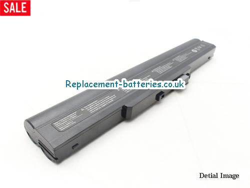 image 3 for  Genuine HASEE S20 4S4400 Series Battery S20-4S4400-B1B1 14.8V 4400MAH In United Kingdom And Ireland laptop battery