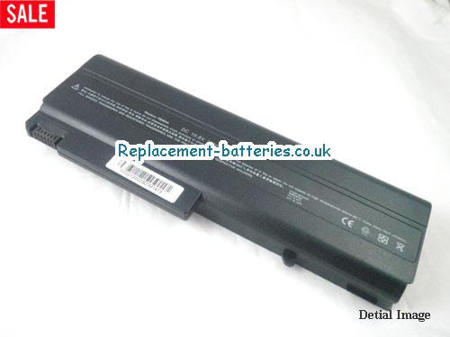 image 2 for  BUSINESS NOTEBOOK NC6200 laptop battery