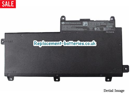 image 1 for  Genuine Hp CI03XL 801554-001 Battery 48wh 11.4v In United Kingdom And Ireland laptop battery