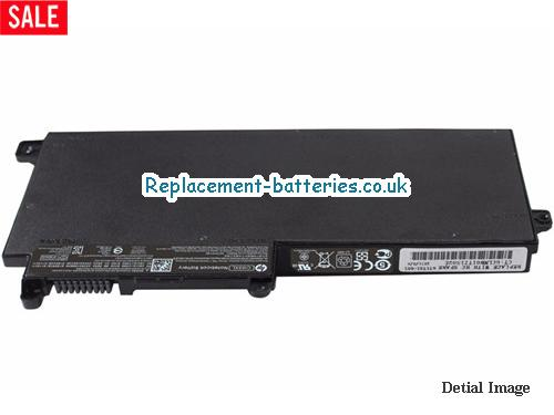 image 2 for  Genuine Hp CI03XL 801554-001 Battery 48wh 11.4v In United Kingdom And Ireland laptop battery