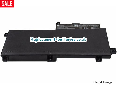 image 3 for  Genuine Hp CI03XL 801554-001 Battery 48wh 11.4v In United Kingdom And Ireland laptop battery