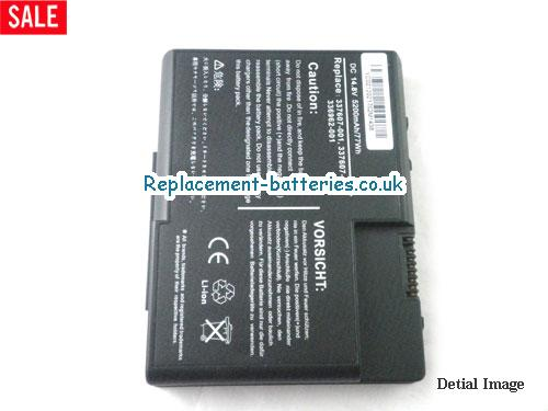 image 3 for  PRESARIO X1417AP laptop battery