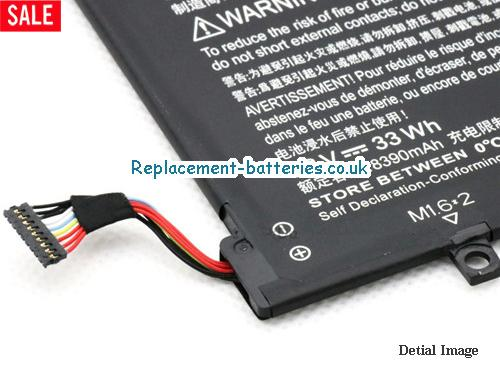 image 3 for  HP DO02XL HSTNN-LB6Y Battery For PAVILION X2 SERIES In United Kingdom And Ireland laptop battery
