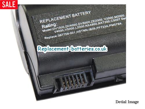 image 3 for  398752-001 laptop battery