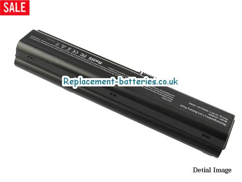 image 2 for  PAVILION DV9058EA laptop battery
