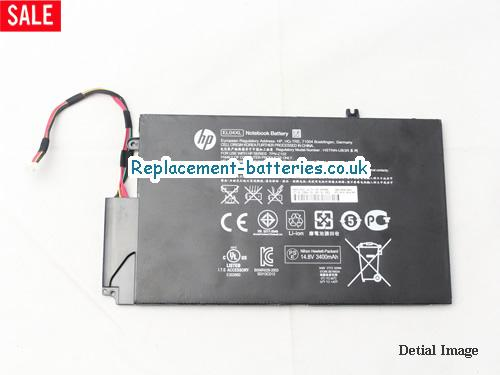 image 2 for  ENVY 4-1037TX SLEEKBOOK PC laptop battery