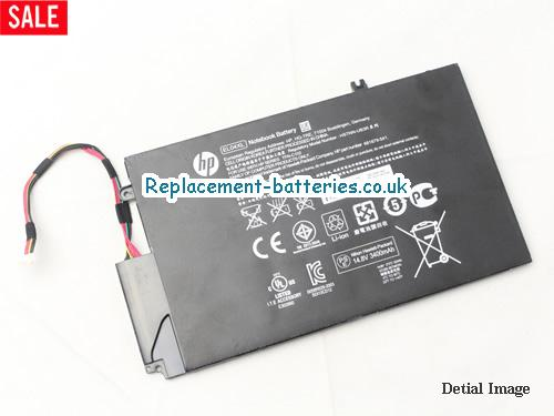 image 5 for  ENVY 4-1037TX SLEEKBOOK PC laptop battery