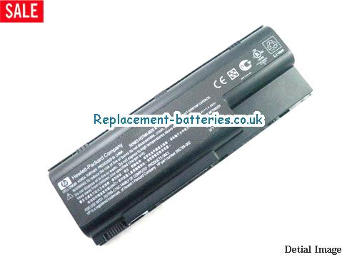 image 2 for  PAVILION DV8307TX laptop battery