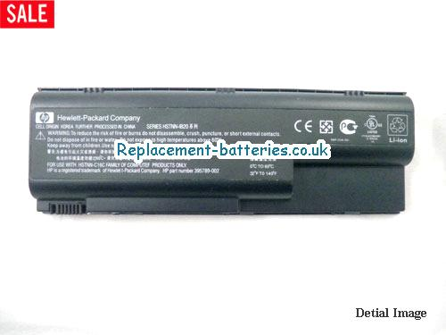 image 5 for  PAVILION DV8307TX laptop battery
