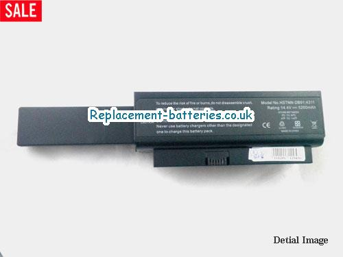 image 5 for  PROBOOK 4210S laptop battery