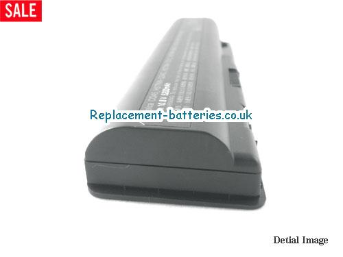 image 4 for  PAVILION DV6-1180ED laptop battery