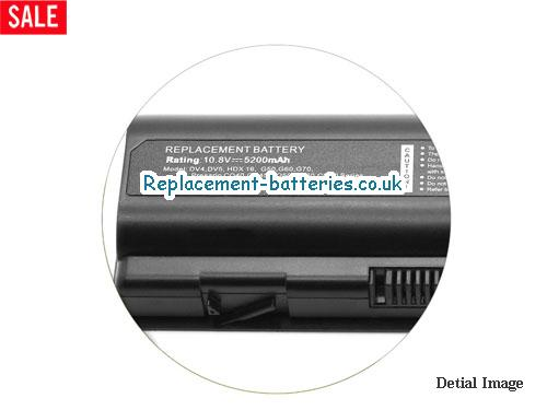 image 2 for  PAVILION DV5-1007CL laptop battery