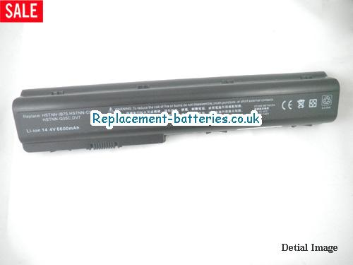 image 5 for  PAVILION DV7-1045TX laptop battery