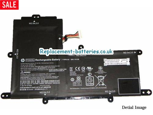 image 5 for  HP PO02XL Laptop Battery 824560-005 HSTNN-DB7G In United Kingdom And Ireland laptop battery