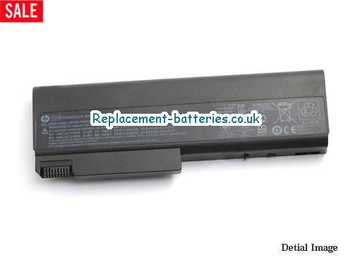 image 5 for  BUSINESS NOTEBOOK 6530B laptop battery