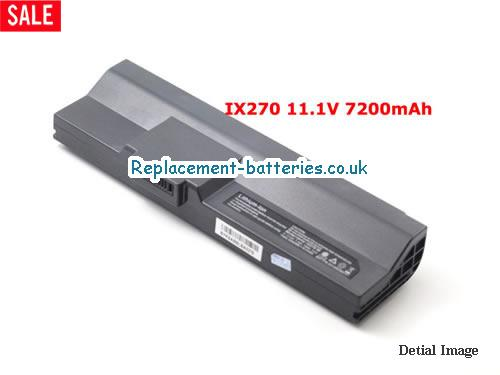 image 2 for  GOBOOK XR-1 laptop battery
