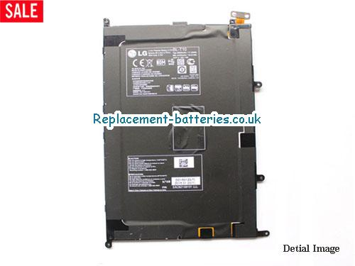 image 1 for  Genuine LG BL-T10 Battery For Optimus GPad V500 Series In United Kingdom And Ireland laptop battery