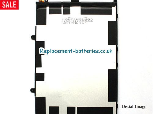 image 3 for  Genuine LG BL-T10 Battery For Optimus GPad V500 Series In United Kingdom And Ireland laptop battery