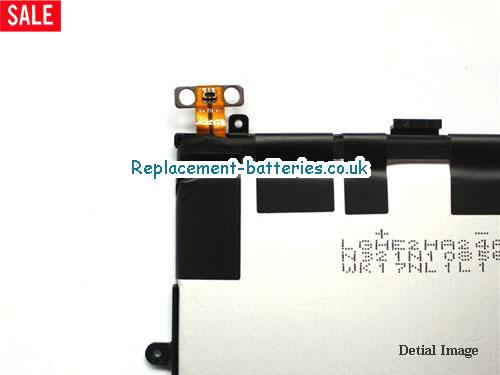 image 4 for  Genuine LG BL-T10 Battery For Optimus GPad V500 Series In United Kingdom And Ireland laptop battery