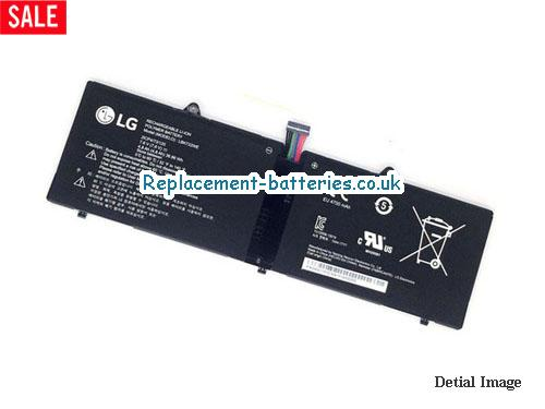 image 5 for  Genuine LG LBK722WE Battery Pack 7.6V 4.8Ah In United Kingdom And Ireland laptop battery