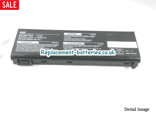 image 4 for  EASYNOTE MZ36 laptop battery