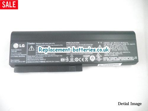 image 5 for  HP560 laptop battery