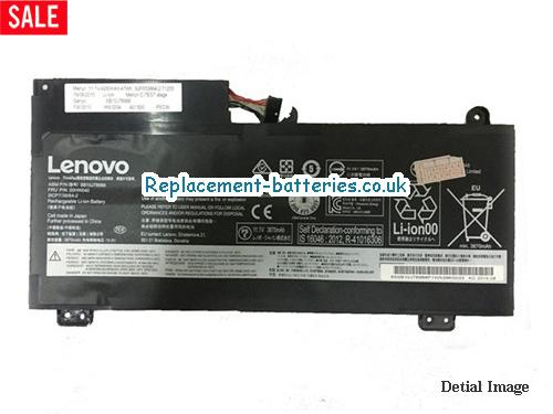 image 1 for  Genuine Lenovo 00HW040 Battery SB10J78988 In United Kingdom And Ireland laptop battery