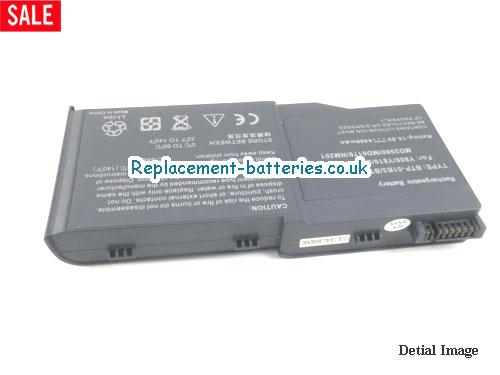 image 4 for  SOLO M500 laptop battery