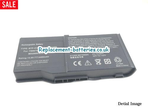 image 5 for  SOLO M500 laptop battery