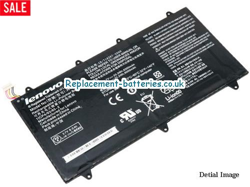 image 1 for  Genuine 6000mah Lenovo H12GT201A Battery For  IdeaTab A2109A In United Kingdom And Ireland laptop battery