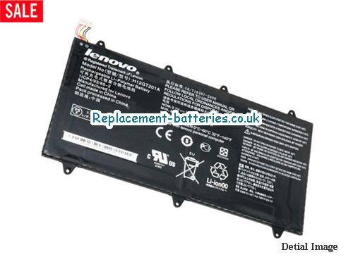 image 5 for  Genuine 6000mah Lenovo H12GT201A Battery For  IdeaTab A2109A In United Kingdom And Ireland laptop battery