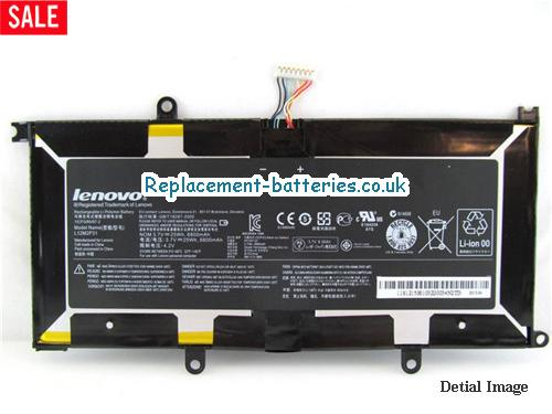 image 5 for  Genuine Lenovo L12M2P31 Battery Pack 6800mah In United Kingdom And Ireland laptop battery