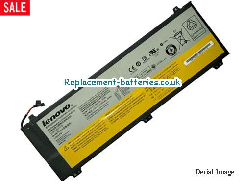 image 1 for  Genuine Lenovo L12M4P61 Battery For IdeaPad U330 Series In United Kingdom And Ireland laptop battery