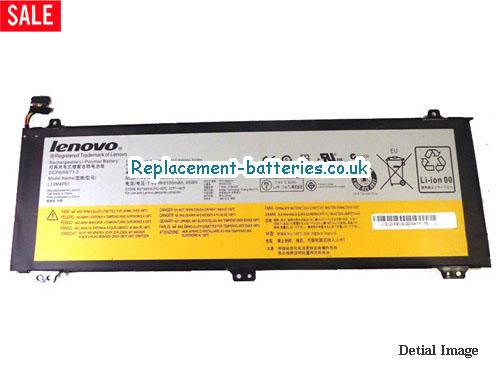 image 5 for  Genuine Lenovo L12M4P61 Battery For IdeaPad U330 Series In United Kingdom And Ireland laptop battery