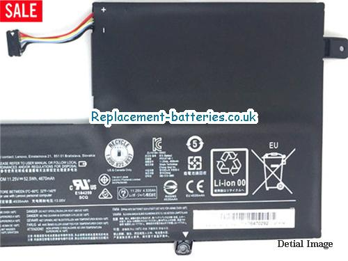 image 4 for  Genuine Lenovo L15M3PB0 Battery For FLEX 41470 Series Laptop In United Kingdom And Ireland laptop battery