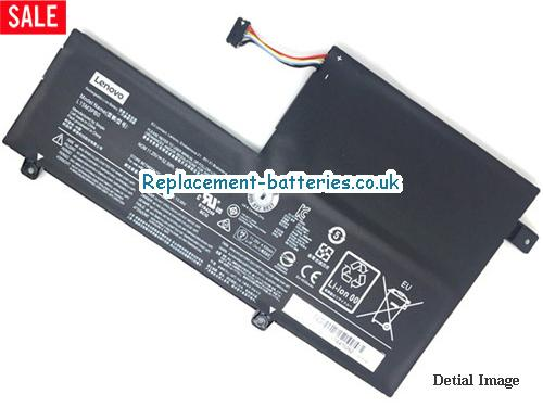 image 5 for  Genuine Lenovo L15M3PB0 Battery For FLEX 41470 Series Laptop In United Kingdom And Ireland laptop battery