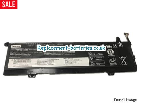 image 1 for  Genuine Lenovo L17L3PE0 Battery Pack Rechargeable  In United Kingdom And Ireland laptop battery