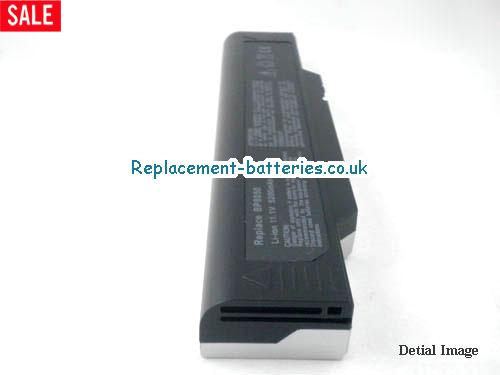 image 3 for  UK 5200mAh Long Life Laptop Battery For Benq MIM2130, MIM2120, MAM2080, A32E,  laptop battery