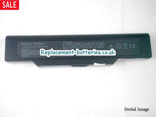 image 5 for  UK 5200mAh Long Life Laptop Battery For Benq MIM2130, MIM2120, MAM2080, A32E,  laptop battery