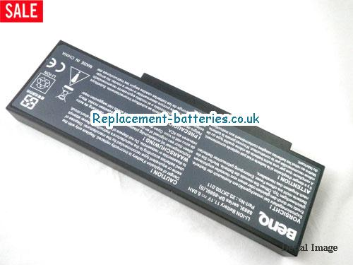 image 2 for  8089 laptop battery