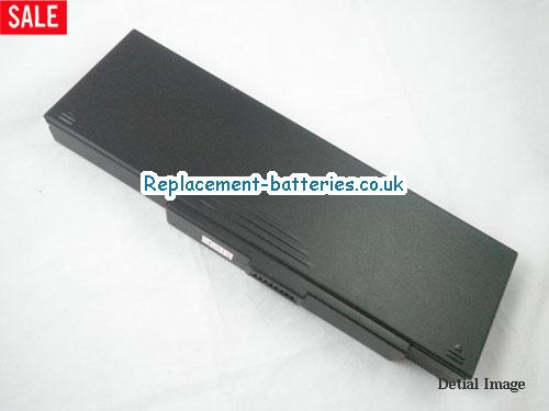 image 4 for  UK 6600mAh Long Life Laptop Battery For Advent MiNote 8889 Series, MiNote 8389, MiNote 8089P, MiNote 8089,  laptop battery
