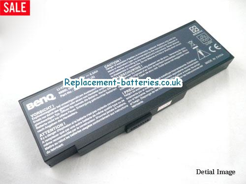 image 5 for  UK 6600mAh Long Life Laptop Battery For Advent MiNote 8889 Series, MiNote 8389, MiNote 8089P, MiNote 8089,  laptop battery