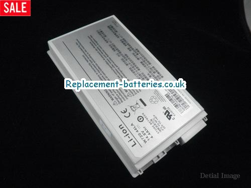 image 2 for  UK 4400mAh Long Life Laptop Battery For Gateway W72044LA,  laptop battery