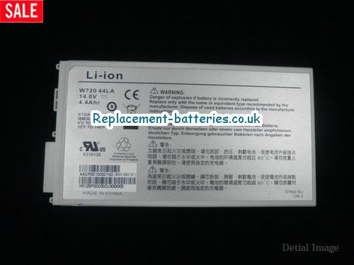 image 5 for  UK 4400mAh Long Life Laptop Battery For Gateway W72044LA,  laptop battery