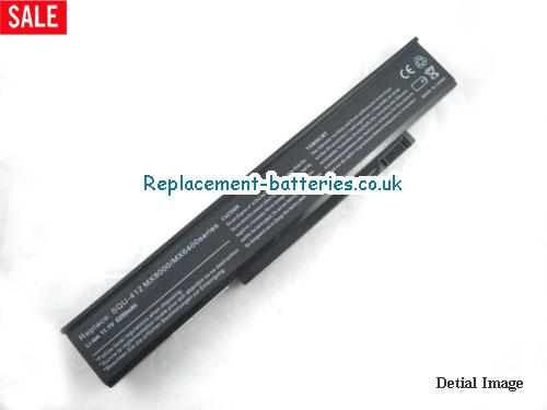 image 1 for  6500996 laptop battery