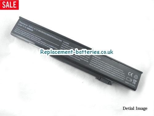image 2 for  6500996 laptop battery