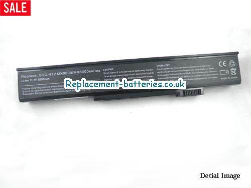 image 5 for  SQU-415 laptop battery