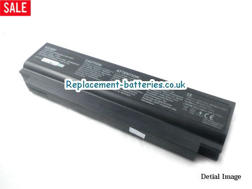 image 2 for  UK 47Wh Long Life Laptop Battery For Hasee 9225BP, 9225,  laptop battery