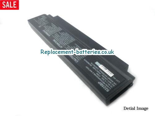 image 3 for  UK 47Wh Long Life Laptop Battery For Hasee 9225BP, 9225,  laptop battery